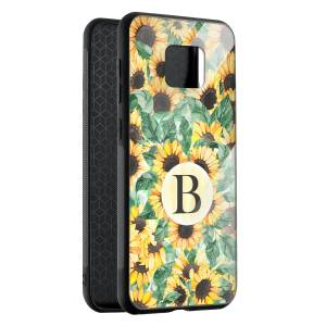 Husa BitCase Nume Sunflower Huawei Mate 20