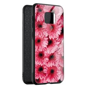 Husa BitCase Red Daisy Huawei Mate 20