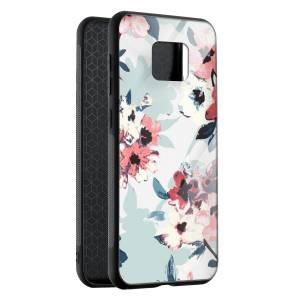 Husa BitCase Watercolor Flowers Huawei Mate 20