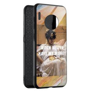 Husa BitCase Better Have My Money pentru Huawei Mate 30 Pro