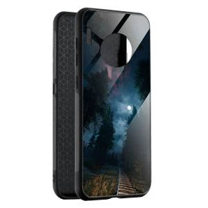 Husa BitCase Night Train pentru Huawei Mate 30 Pro