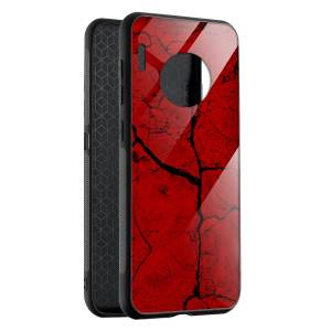 Husa BitCase Red Cracks Huawei Mate 30 Pro