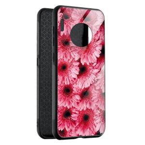 Husa BitCase Red Daisy Huawei Mate 30