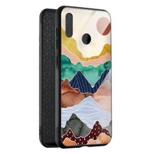 Husa BitCase Colorful Mountain Huawei P20 Lite