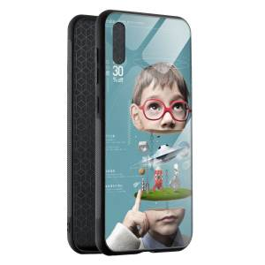 Husa BitCase Think Huawei P20