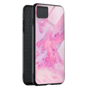 Husa Pink Marble 2 iPhone 11 Pro