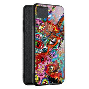 Husa BitCase Trippy iPhone 11 Pro