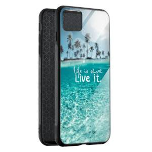 Husa BitCase Life is Short pentru iPhone 11