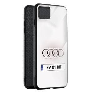 Husa BitCase Logo Audi iPhone 11