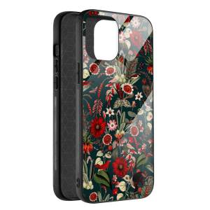 Husa BitCase Eden Night pentru iPhone 12 Mini
