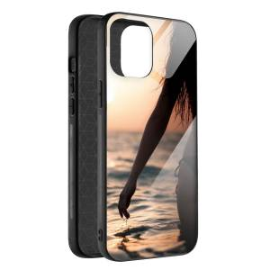 Husa BitCase Touch The Sea pentru iPhone 12 Mini