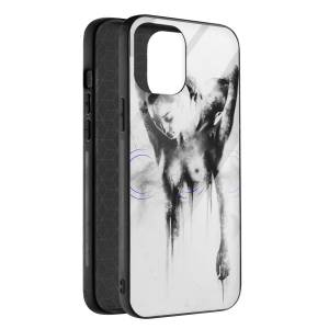 Husa BitCase Behaviour pentru iPhone 12 Pro Max