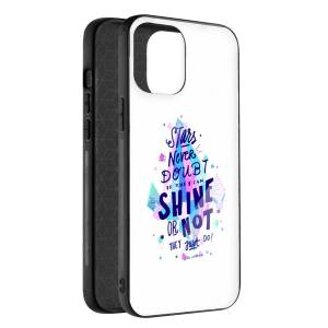 Husa BitCase Stars they do it pentru iPhone 12 Pro