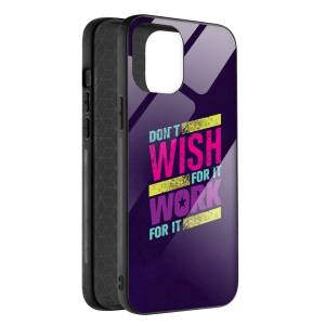 Husa BitCase Work for it pentru iPhone 12 Pro