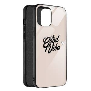 Husa BitCase The Good Vibe pentru iPhone 12