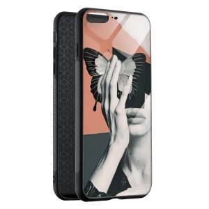 Husa BitCase Butterfly iPhone 7 Plus