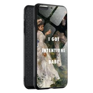 Husa BitCase Intentions pentru iPhone 7 Plus
