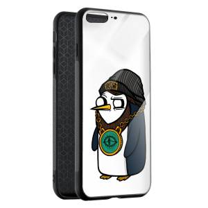 Husa BitCase Thug Penguin iPhone 7 Plus