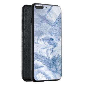 Husa BitCase Frozen Glass #1 pentru iPhone 8 Plus