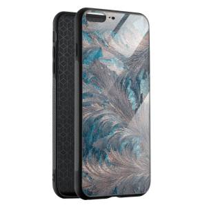 Husa BitCase Frozen Glass #3 pentru iPhone 8 Plus