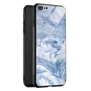 Husa BitCase Frozen Glass #1 iPhone 8