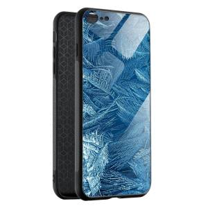 Husa BitCase Frozen Glass #2 iPhone 8