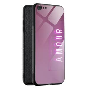 Husa BitCase Pink Amour iPhone 8