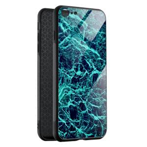 Husa Turquoise Marble iPhone 8
