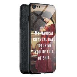 Husa BitCase Crystal Ball iPhone SE (2020)