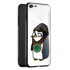 Husa BitCase Thug Penguin iPhone SE (2020)