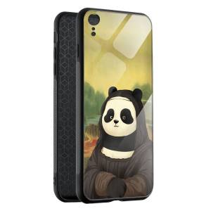 Husa BitCase Gioconda Panda iPhone XR