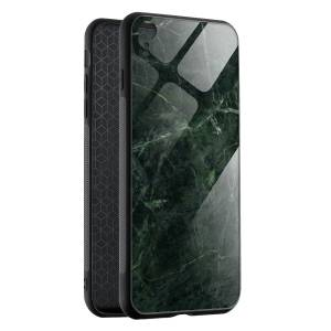 Husa Green Marble iPhone XR