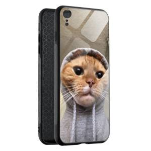 Husa BitCase Ghetto Cat pentru iPhone XR