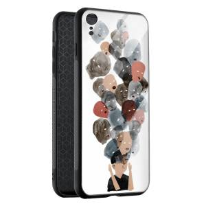Husa BitCase Thoughts iPhone XR