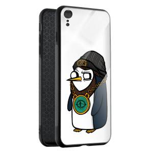 Husa BitCase Thug Penguin iPhone XR