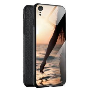 Husa BitCase Touch The Sea pentru iPhone XR