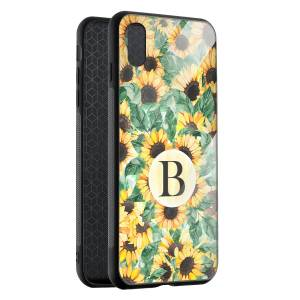 Husa BitCase Nume Sunflower iPhone XS