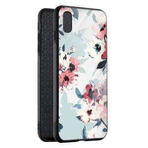 Husa BitCase Watercolor Flowers iPhone XS