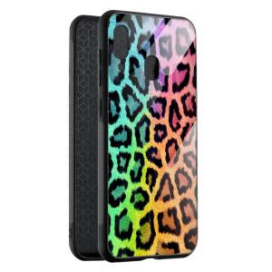 Husa Rainbow Animal Print Samsung A40