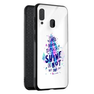 Husa BitCase Stars they do it pentru Samsung A40