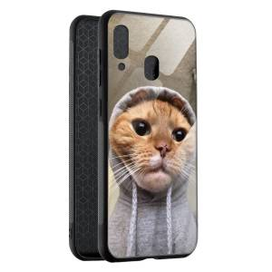 Husa BitCase Ghetto Cat Samsung A40