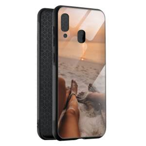 Husa BitCase Summertime Couple Samsung A40