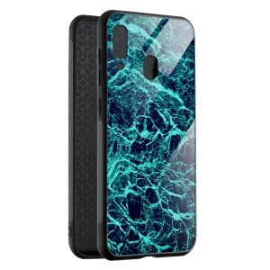 Husa Turquoise Marble Samsung A40