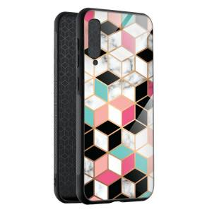 Husa Hex Pastel Marble Samsung A50