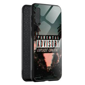 Husa Parental Advisory Samsung A50