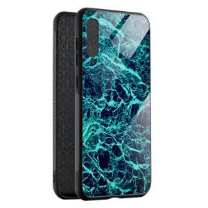 Husa Turquoise Marble Samsung A50