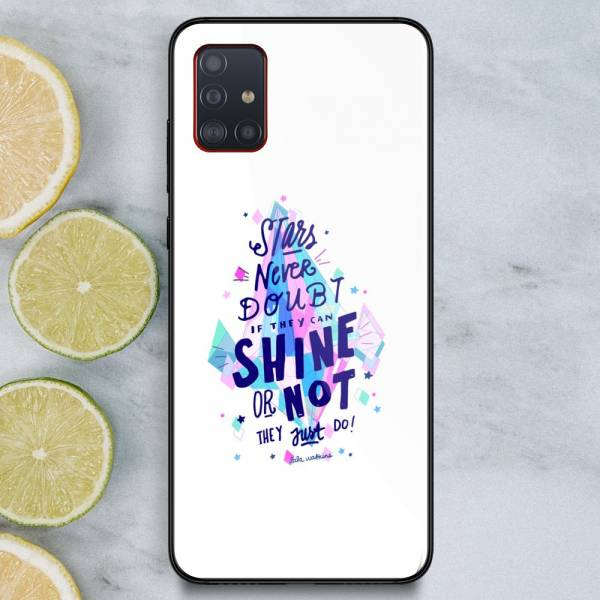 Husa BitCase Stars they do it pentru Samsung A51
