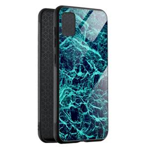 Husa Turquoise Marble Samsung A51