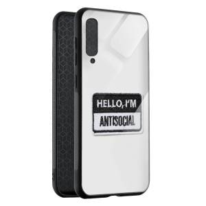 Husa Antisocial Badge Samsung A70