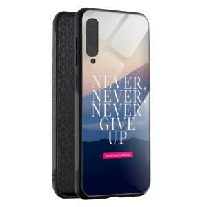 Husa Never Give Up Samsung A70